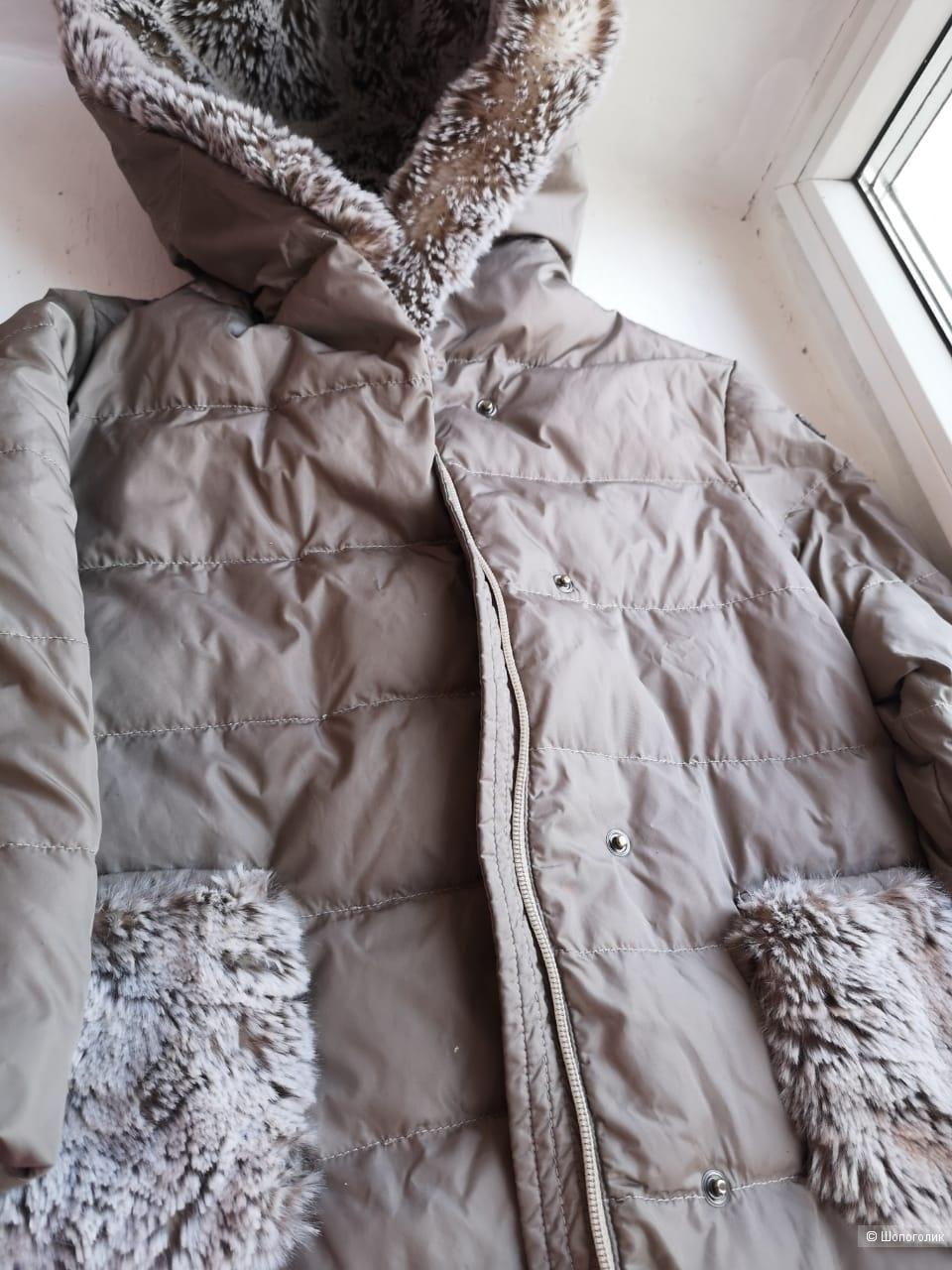 Пальто Il gufo 4