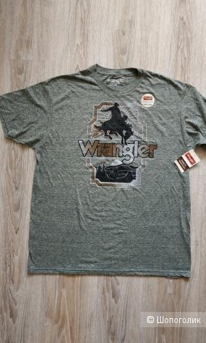 Футболка Wrangler, размер XL