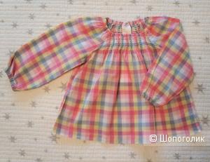 Платье H&M 9-12 мес