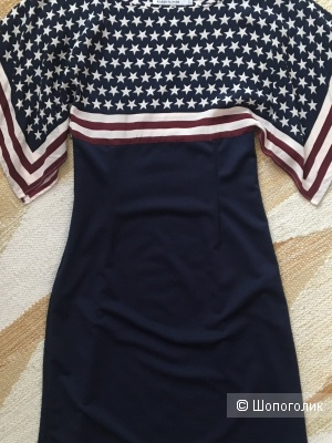 Платье KAREN FLOWER, размер 42-44 рос.