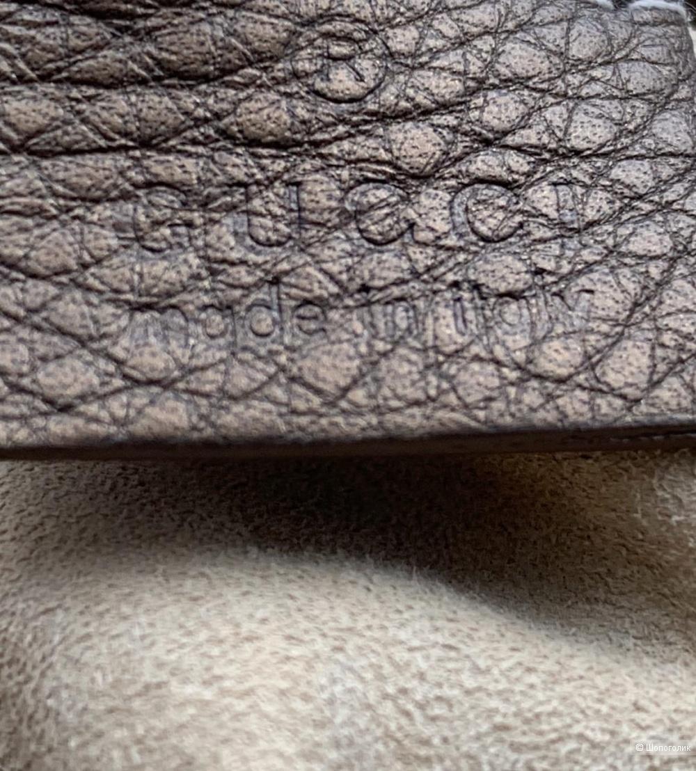 Кроссбоди Gucci «Teal Leather 1973»