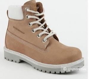 Ботинки размер 36 Pinetti