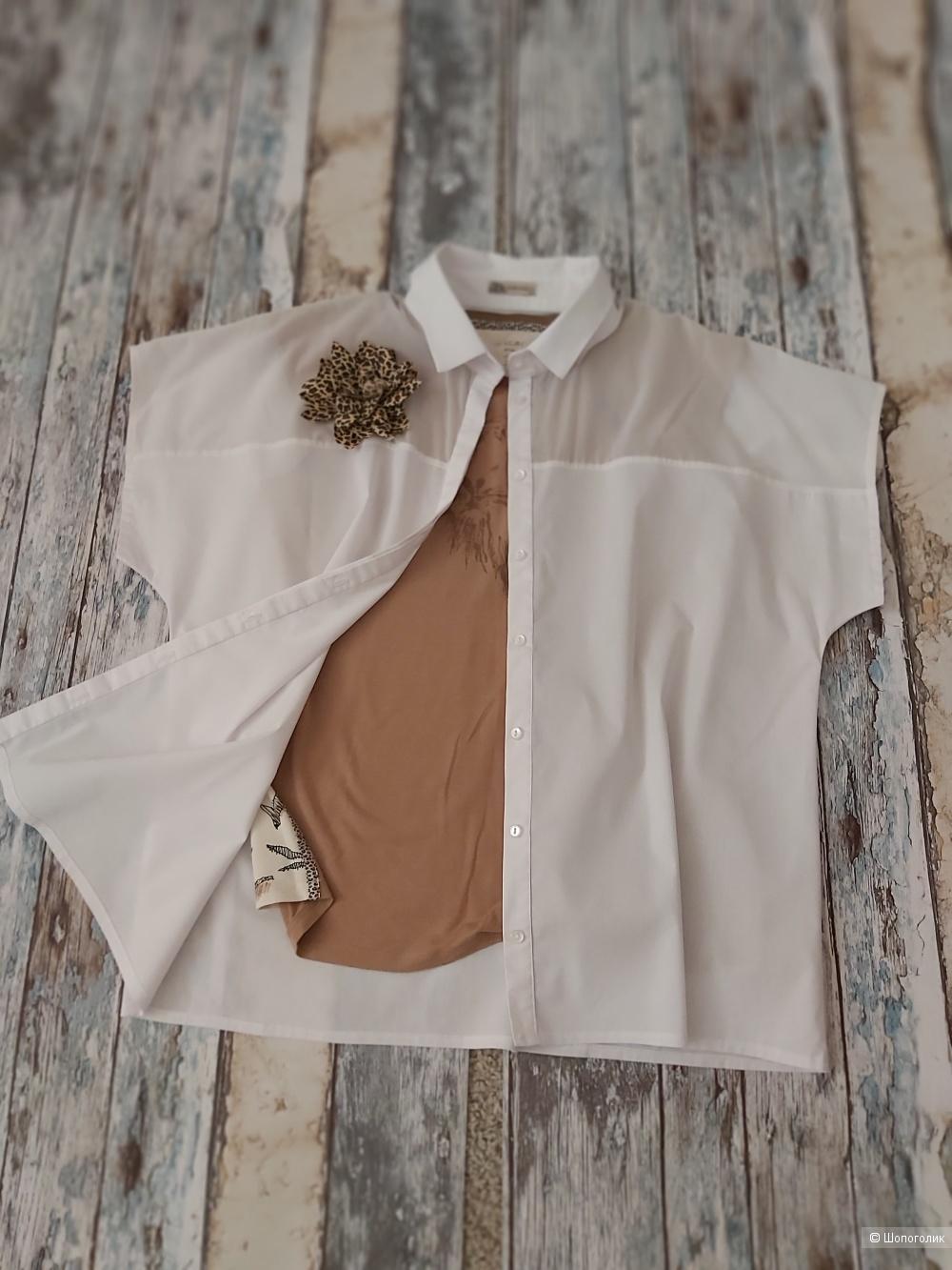 Рубашка SERGINETTI, размер M - XL