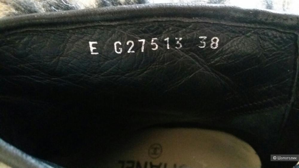 Ботинки Chanel размер 37