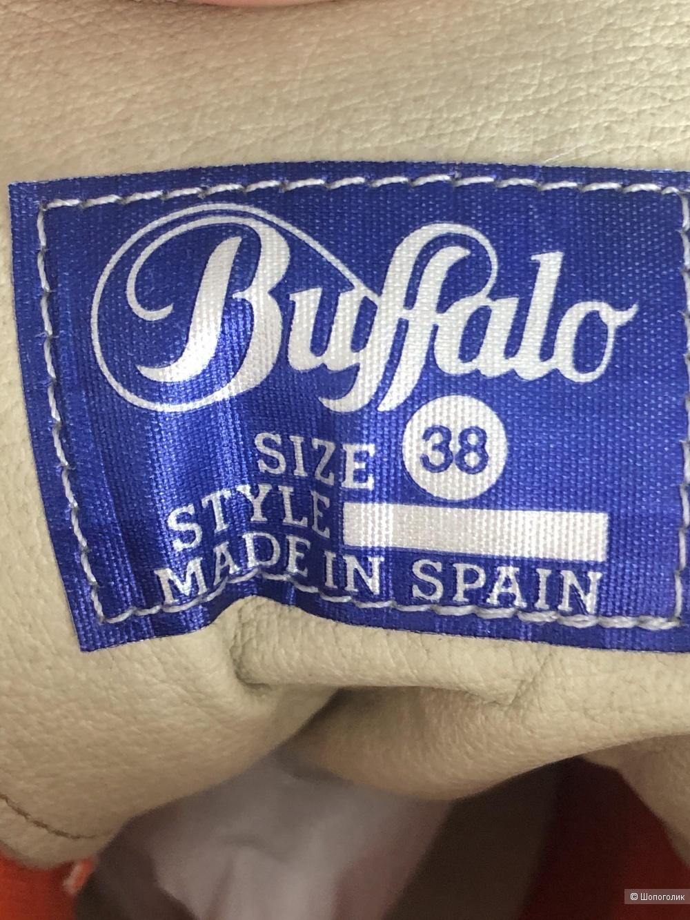 Кеды Buffalo, размер 38.