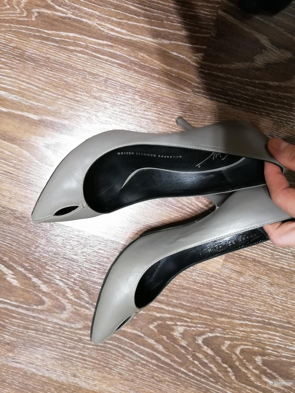 Туфли GIUSEPPE ZANOTTI DESIGN размер 37