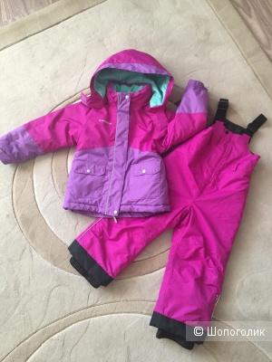 Комплект(куртка и полукомбинезон) Icepeak,размер 98 2-3 года