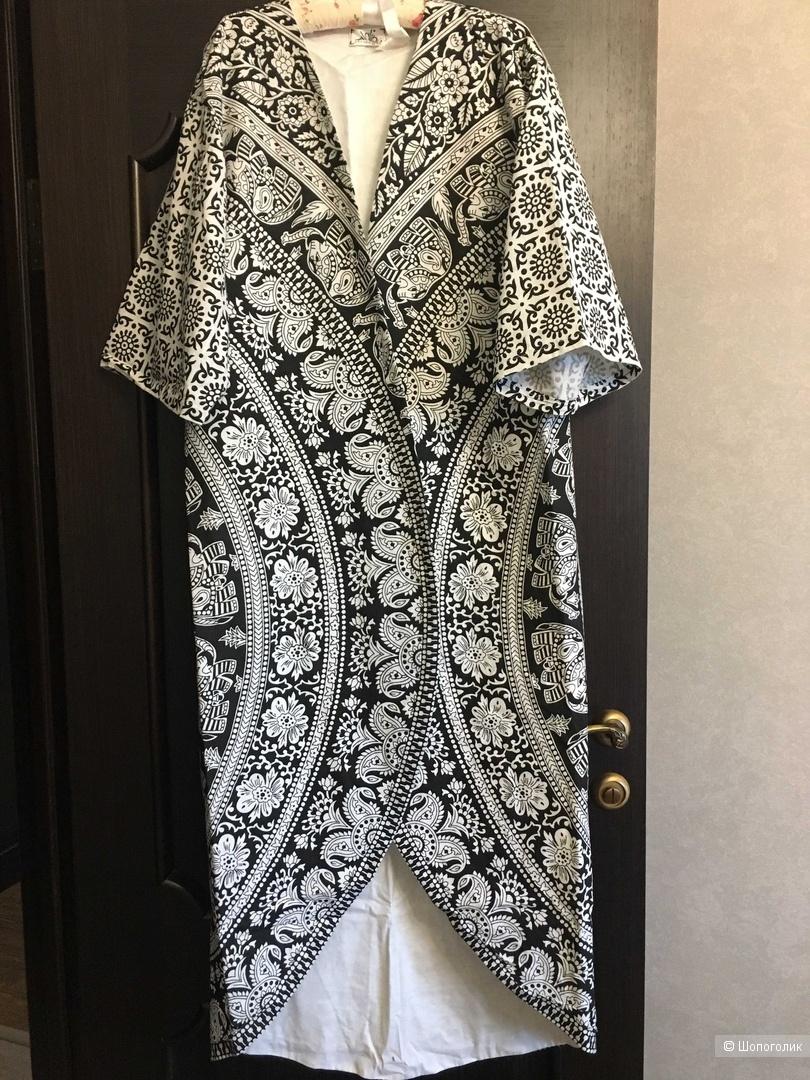Хлопковое кимоно One size