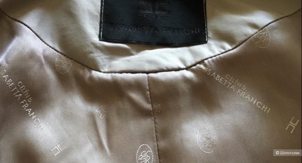 Куртка Elisabetta Franchi xs размер