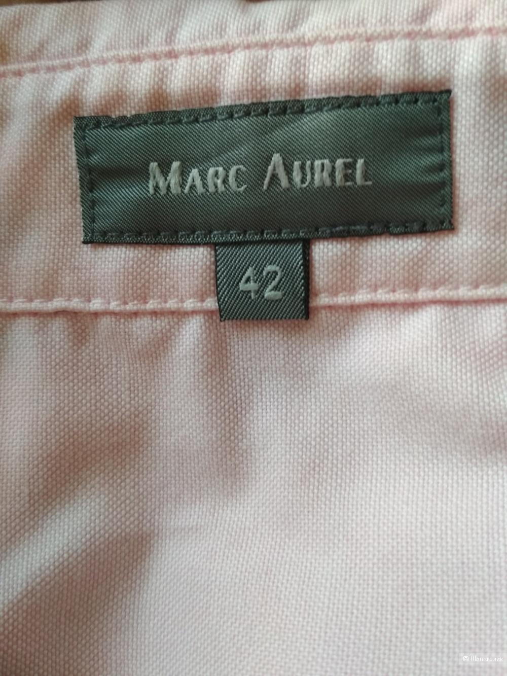 Хлопковая рубашка Marc Aurel, р. 46-48