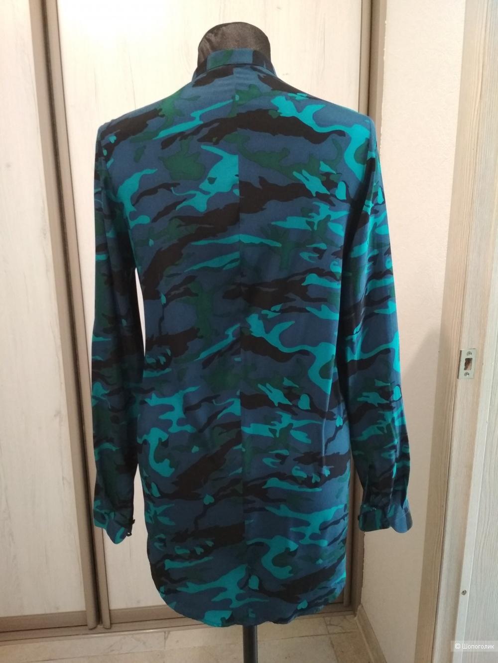Шелковая блуза Robert Friedman , р. 44-46