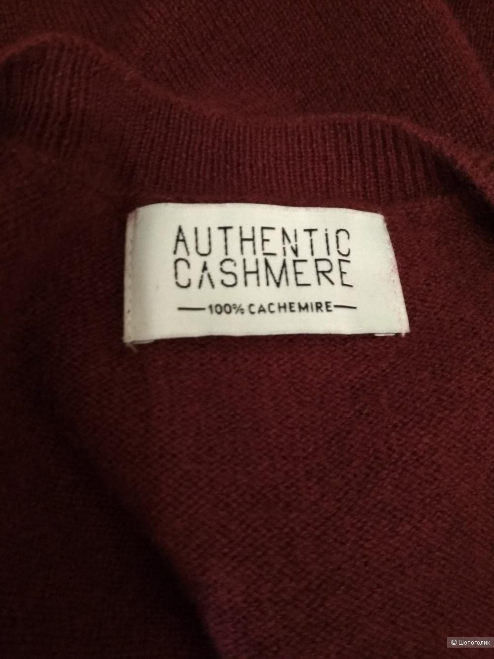 Кашемировый джемпер Authentic cashmere, р. 44-46