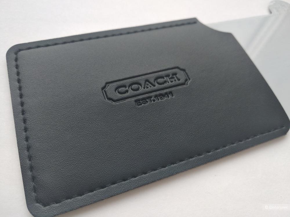 Компактное зеркало Coach