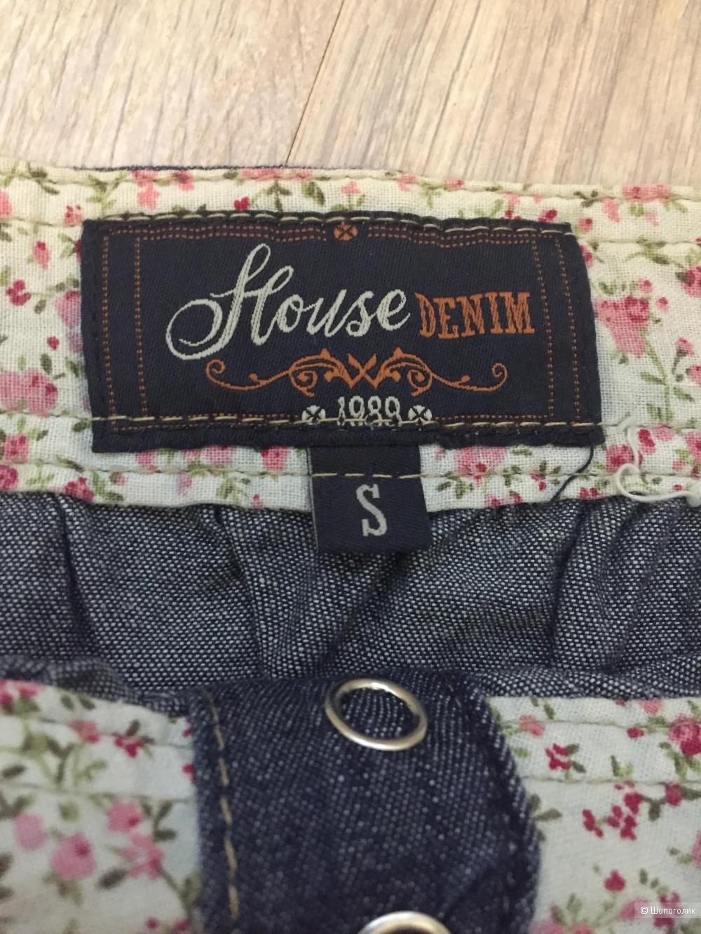 House/promod лот 2 юбки s