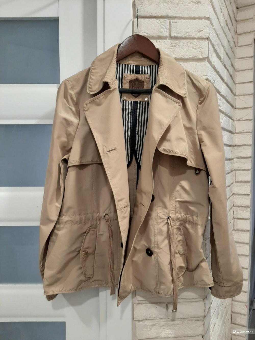 Куртка-ветровка Massimo Dutti, размер XL