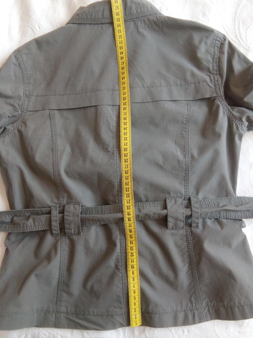 Блейзер с короткими рукавами,  44-46 разм, 38 размер (евро) , Neu Look, Великобритания