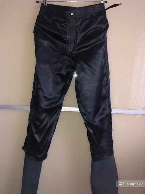 Кожаные брюки Noname,40IT,10UK,38FR