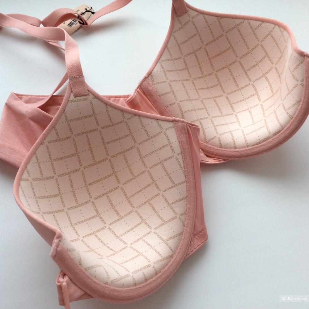 Комплект белья Victoria's Secret, 36C и трусики М