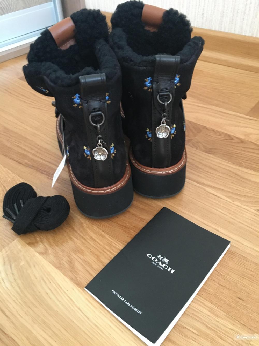 Ботинки Coach, 35,5p