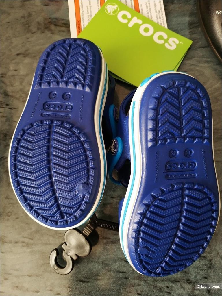 Crocs сандалии размер C5 на 20-21