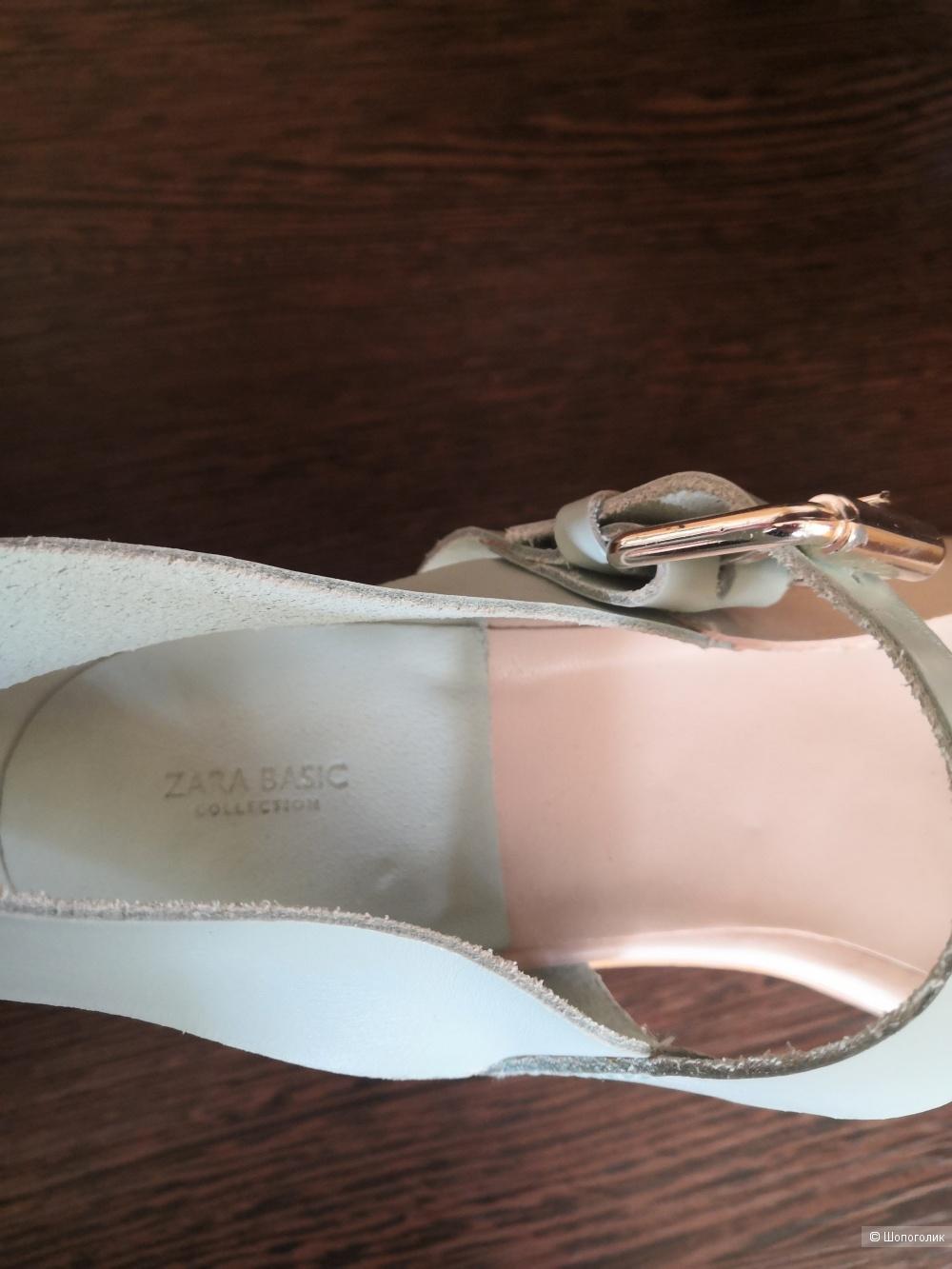 Босоножки Zara, размер 38