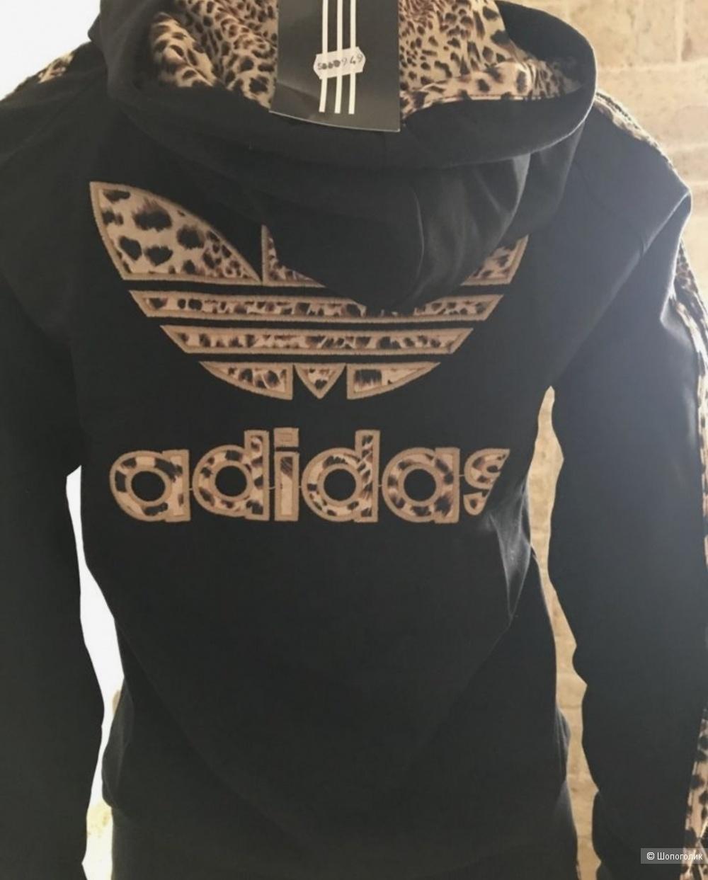 Костюм спорт-шик Adidas, размер Xs,S