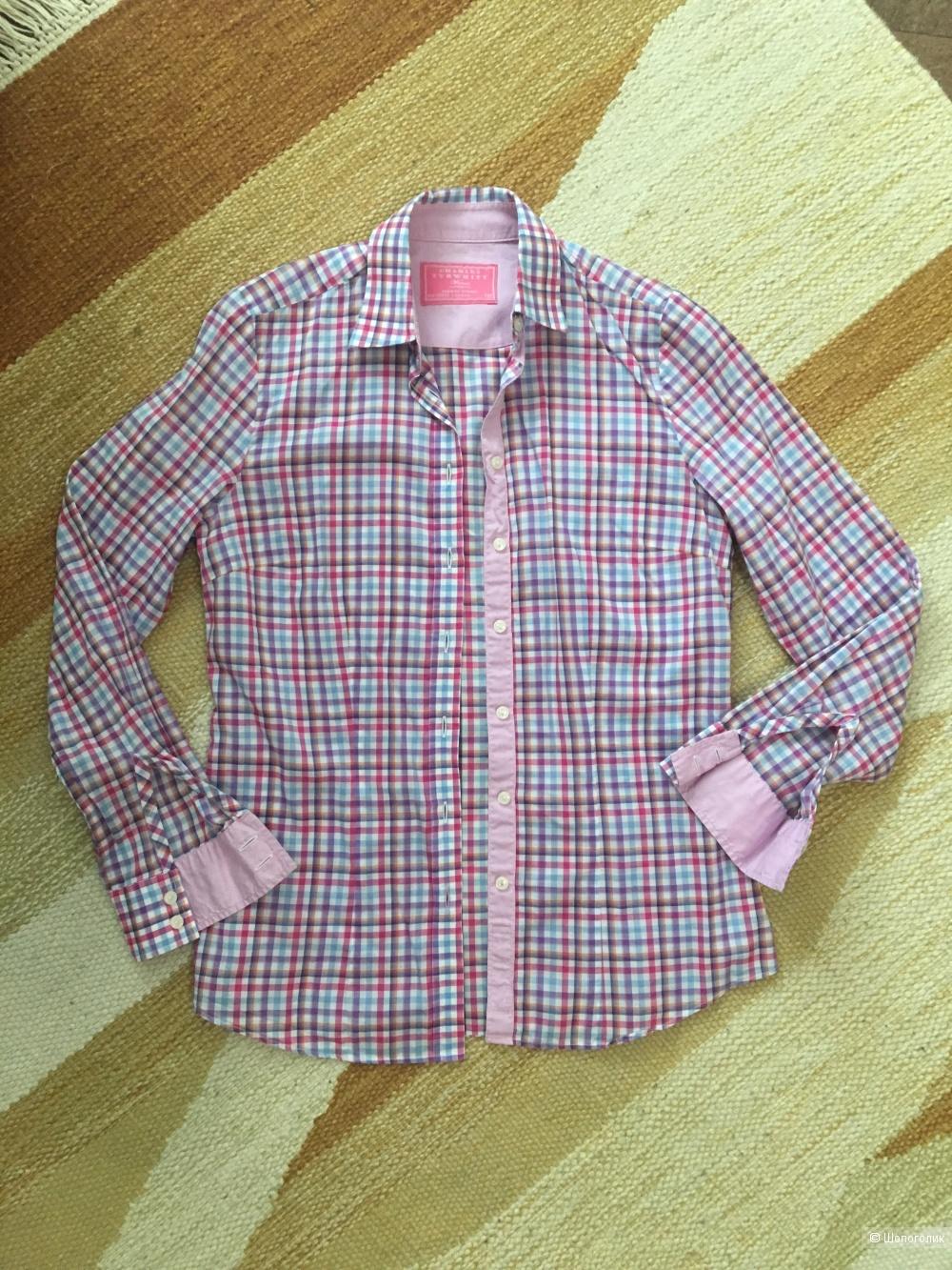 Рубашка CHARLES TYRWHITT, размер 44-46 рос.