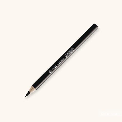 Yves Rocher карандаш для контура глаз 3 в 1, 0.64гр.
