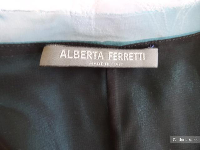 Топ  Alberta Ferretti, размер 42it