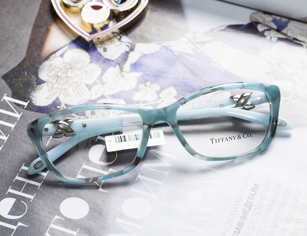 Оправа для очков женская - Tiffany TF 2074 8239, one size.