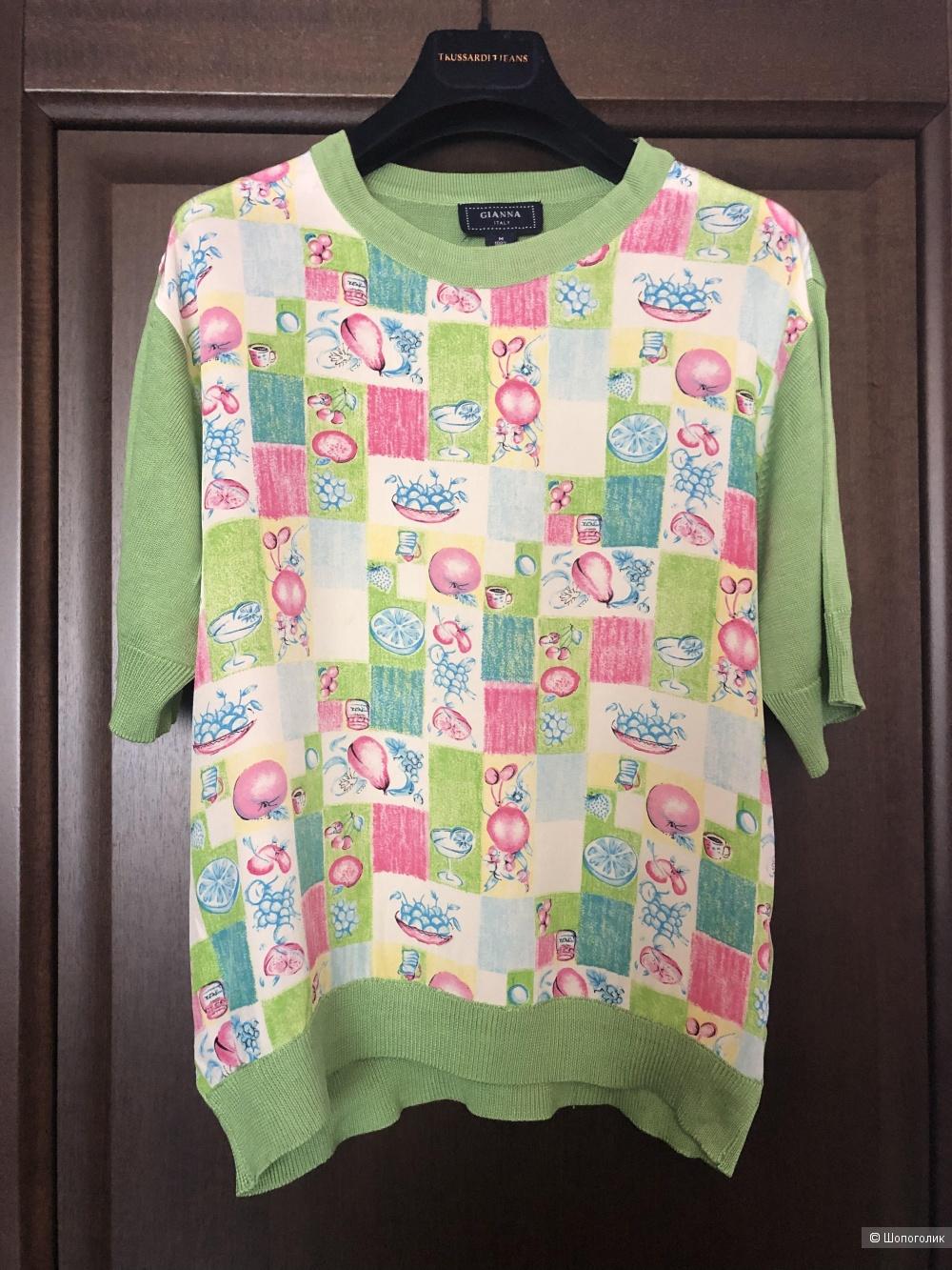 Блуза Gianni 48/50 рос