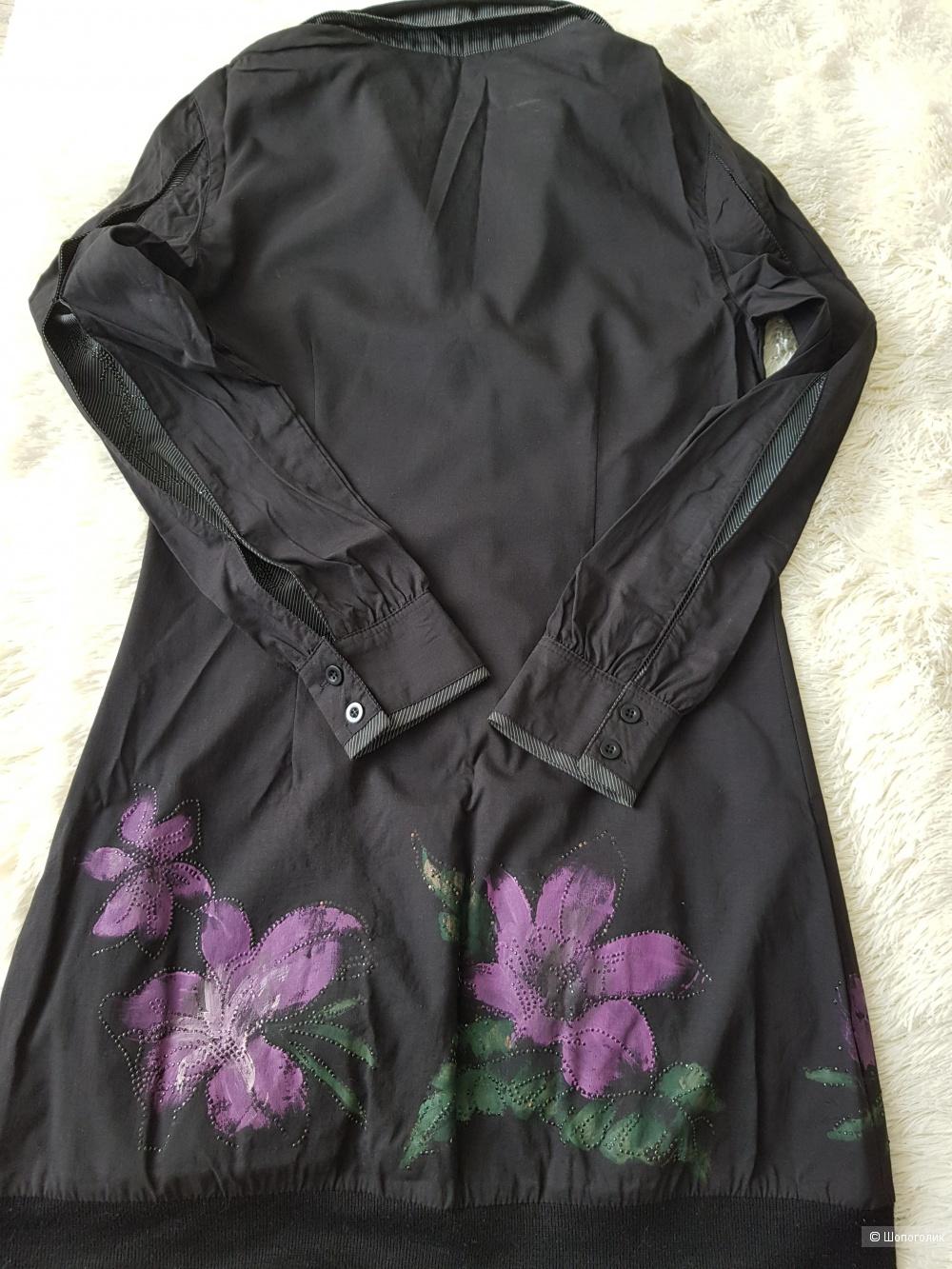 Платье французского бренда 2026, М