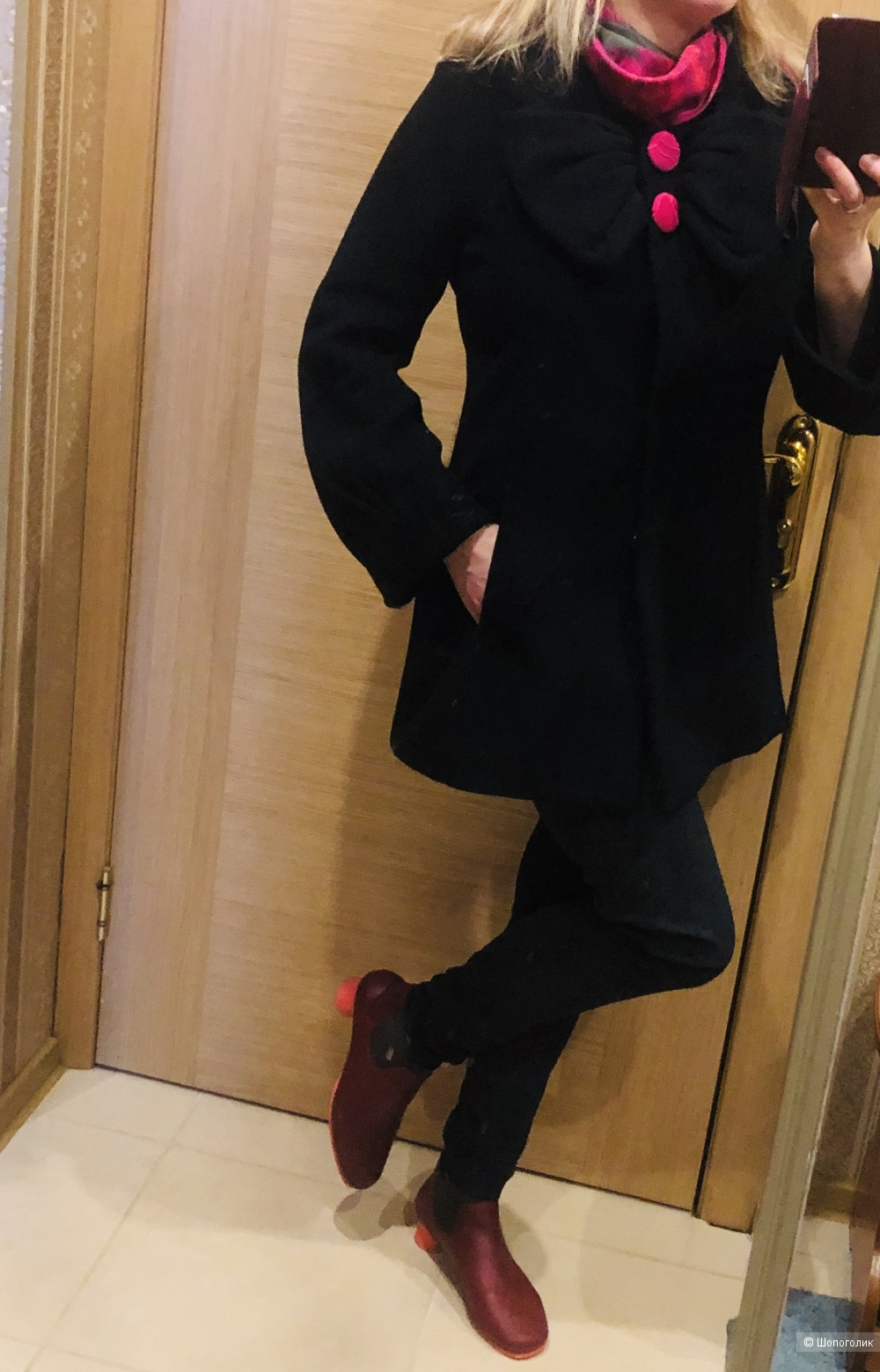 Пальто Siempre es viernes ,42испанский