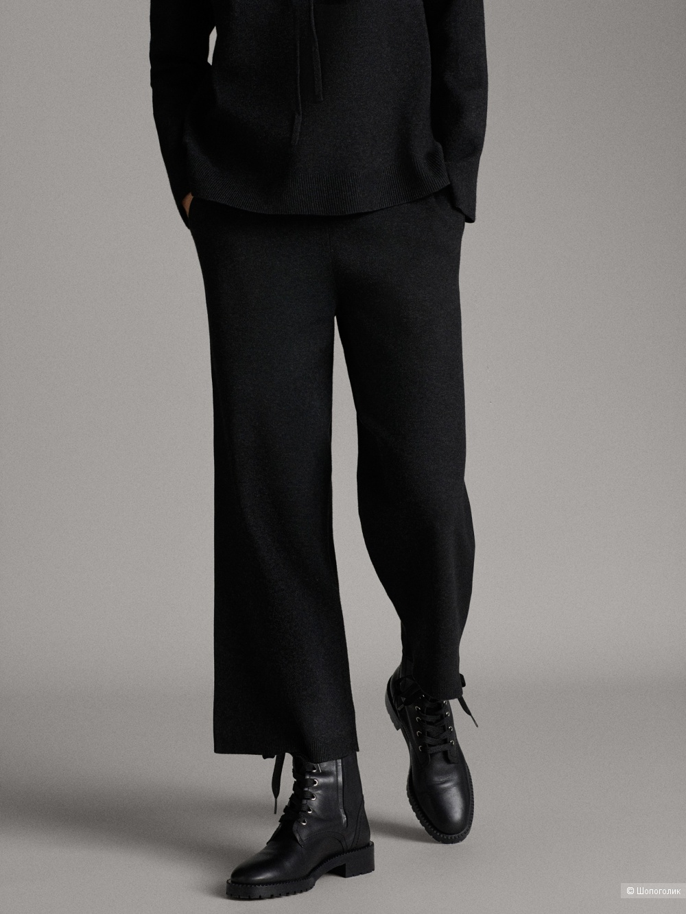 Костюм брюки и джемпер MASSIMO DUTTI размер XS S