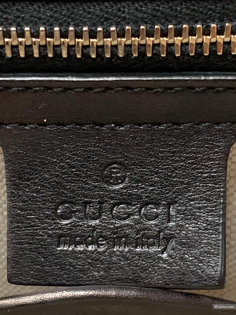 Сумка кроссбоди Gucci New Bamboo Medium