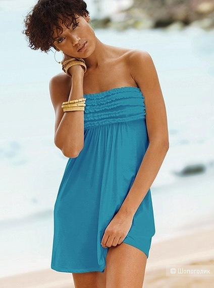 Пляжная туника Victoria's Secret, размер М