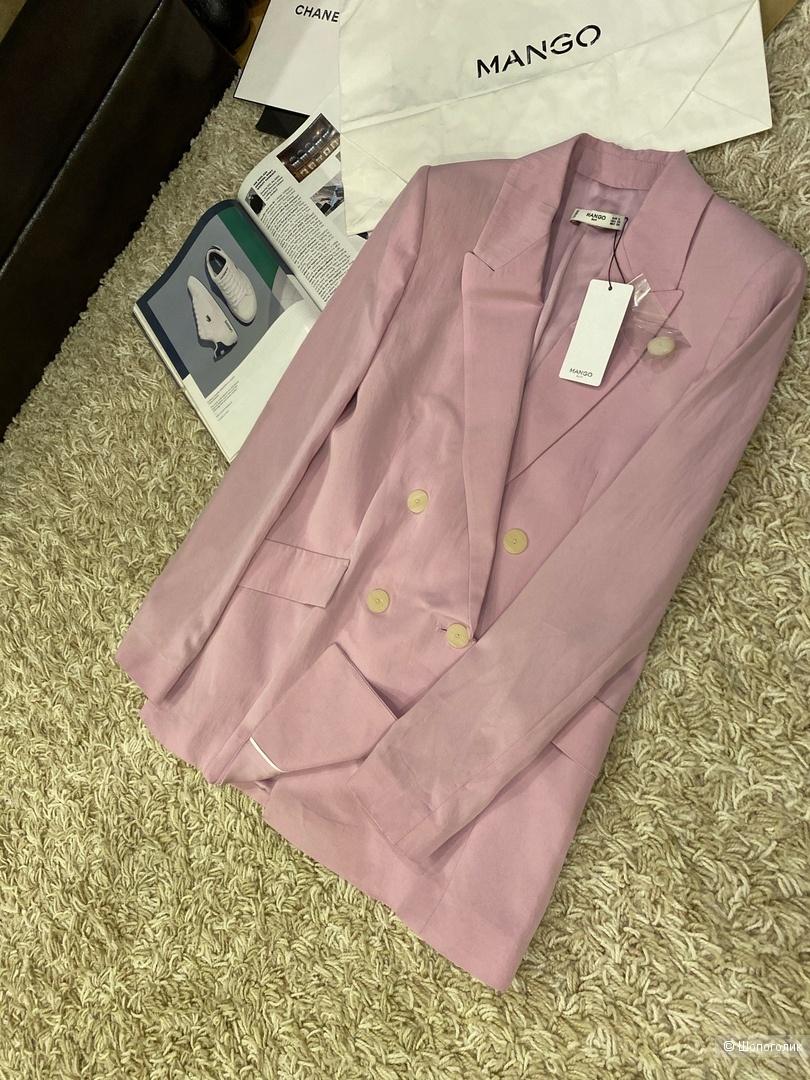 Пиджак из лиоцелла, размер S