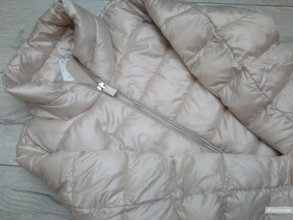 Стеганое пальто mango, размер M/L