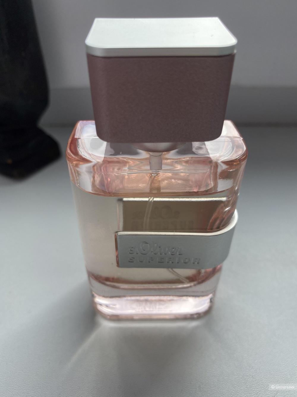 EDT S'Oliver Superior 25/30 ml