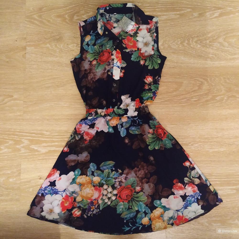 Платье Street Style M