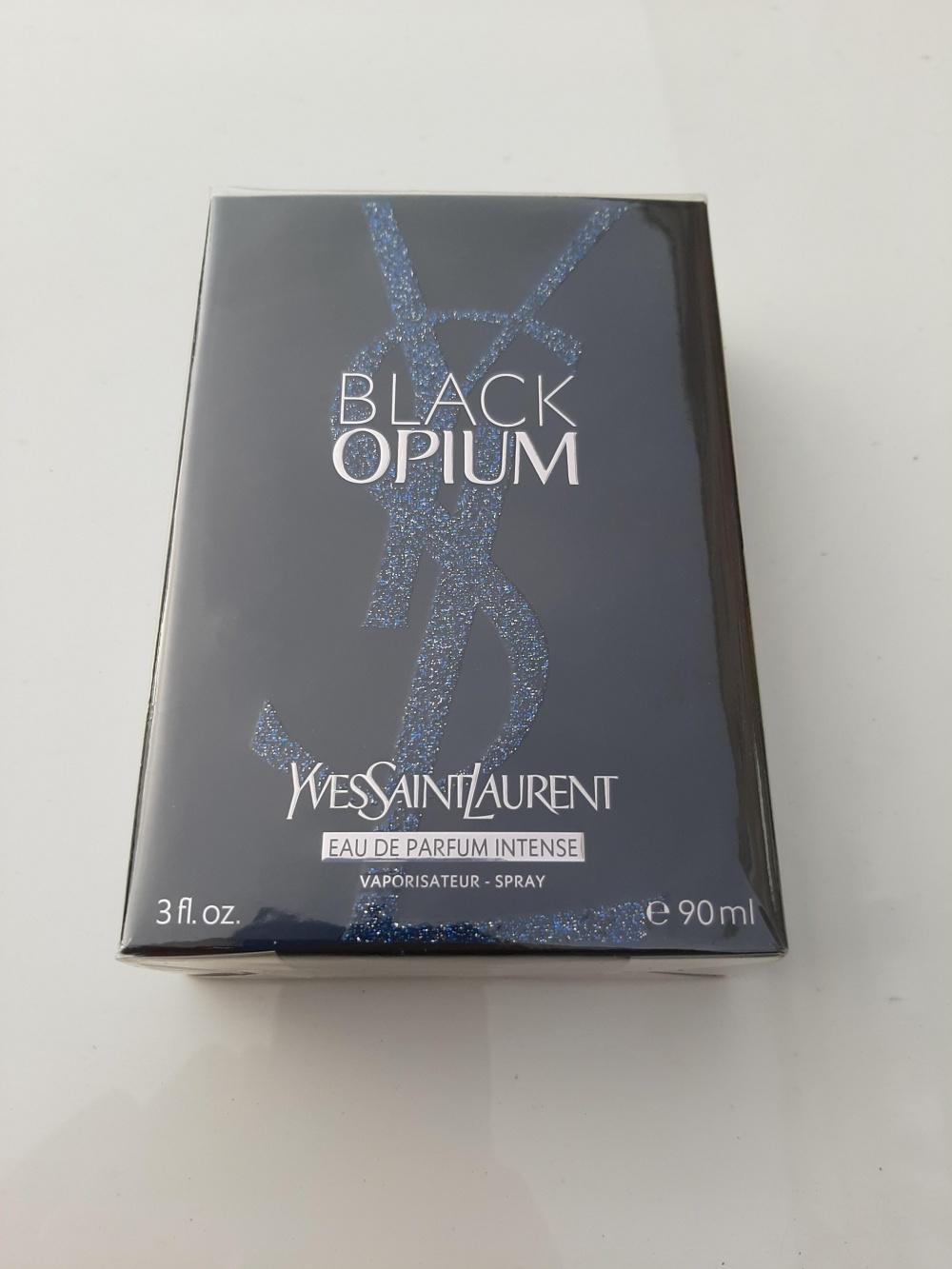 Парфюмерная вода Yves Saint Laurent Black Opium Eau De Parfum Intense | 90 мл