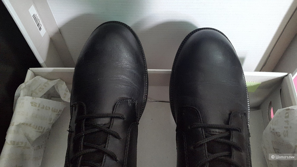 Женские ботинки TAMARIS 37разм.