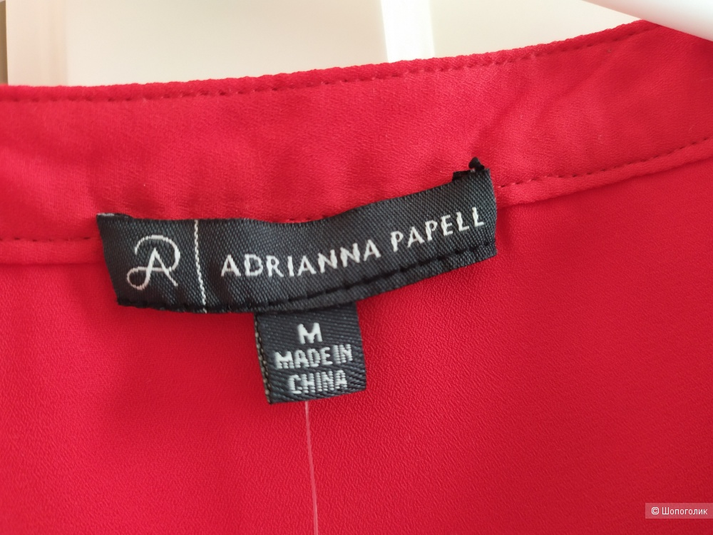 Топ Adrianna Papell, размер М (48)