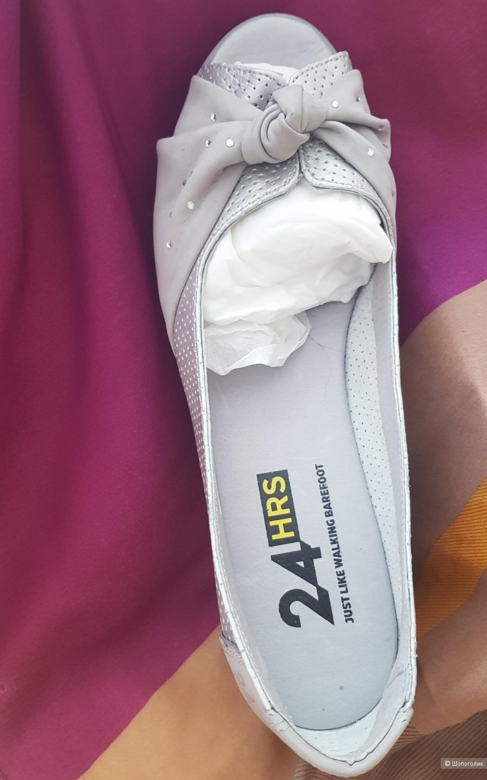 Туфли 24 HRS, 38 размер