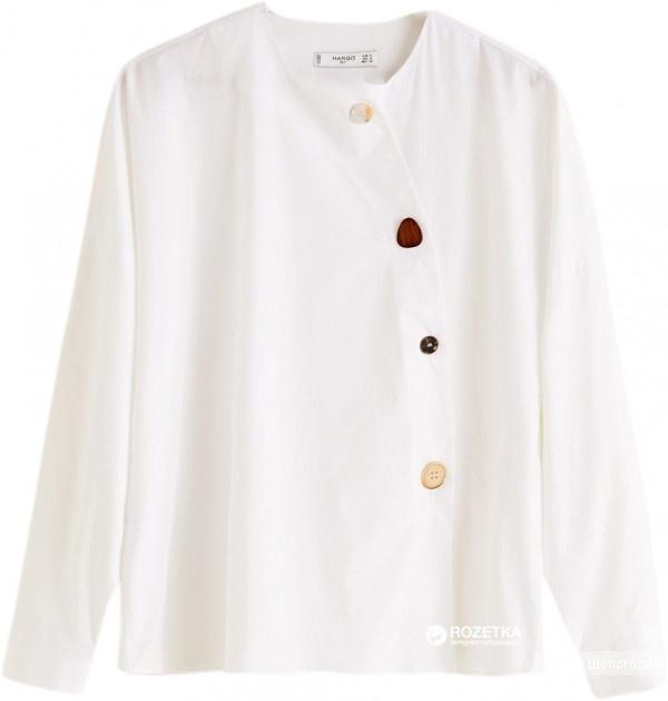 Рубашка mango, размер S/М