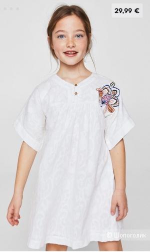 Платье Mango, 9-10