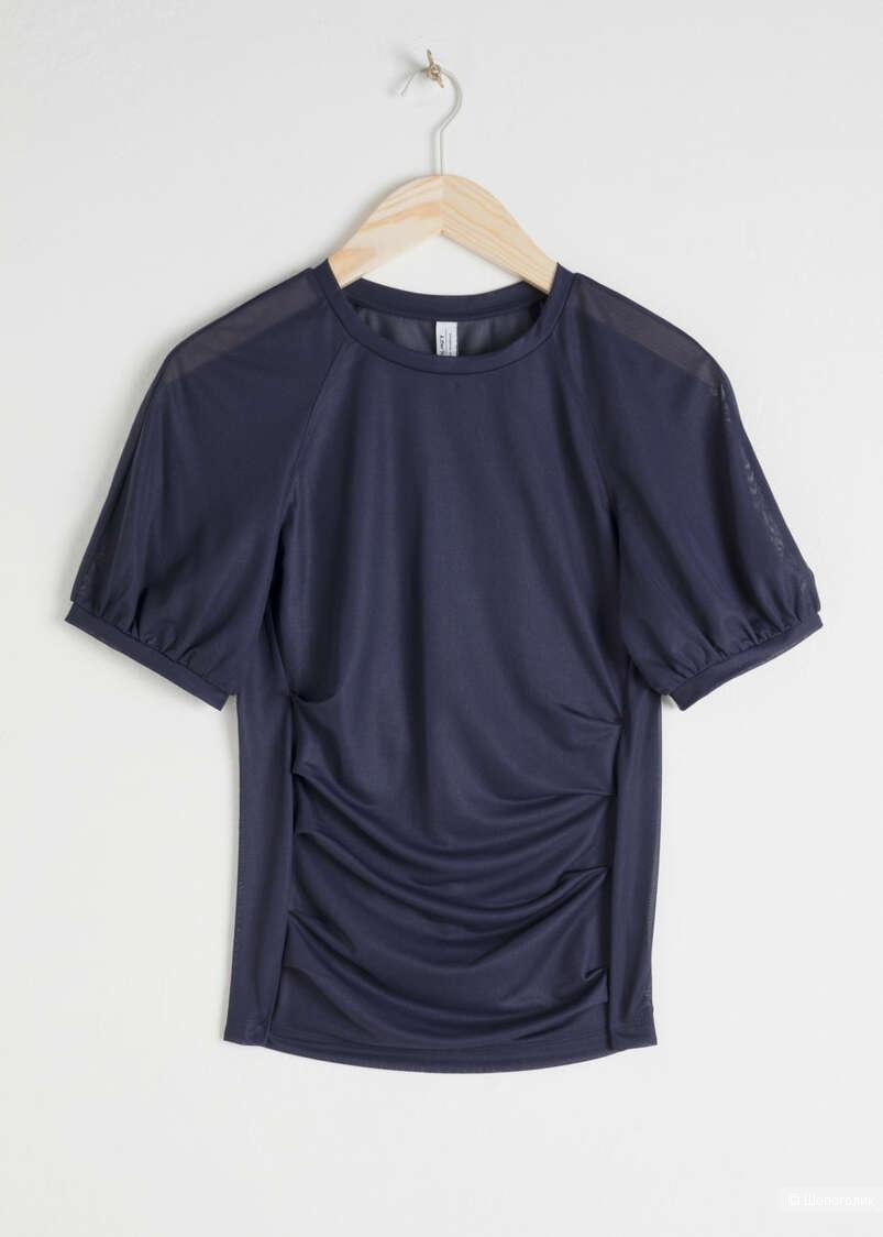 Блуза прозрачная Other Stories XS / XXS