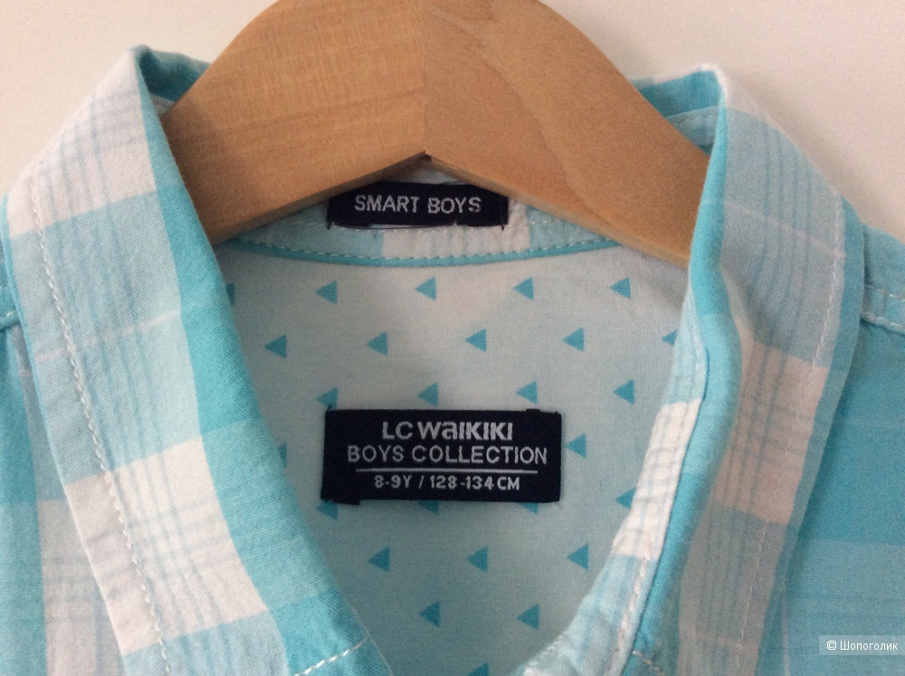 Рубашка LC Waikiki р.128-134