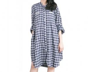 Платье рубашка No name, 48-52