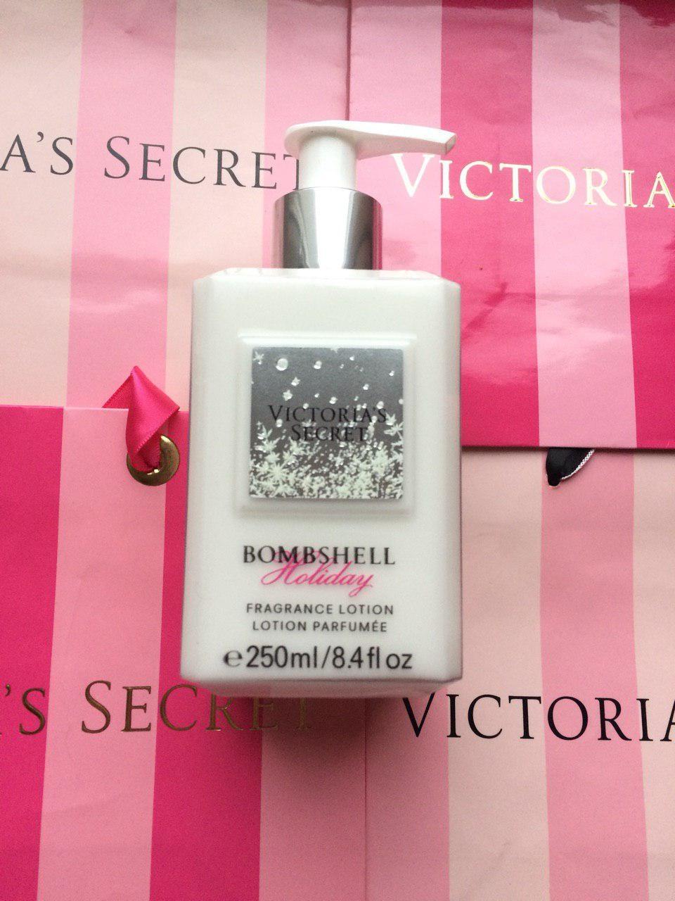Парфюмированный крем Victoria's Secret Bombshell Holiday 250 мл